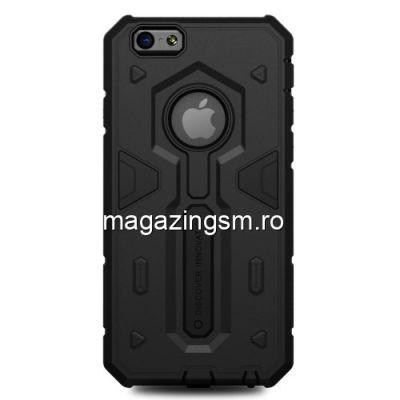 Husa Protectie iPhone 6 / 6S Dura Neagra