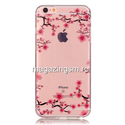 Husa Protectie iPhone 6 / 6S TPU Transparenta