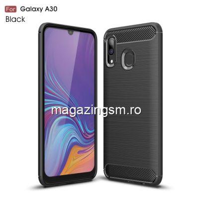 Husa Samsung Galaxy A30 / A20 TPU Neagra