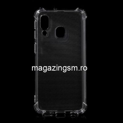 Husa Samsung Galaxy A40 TPU Transparenta