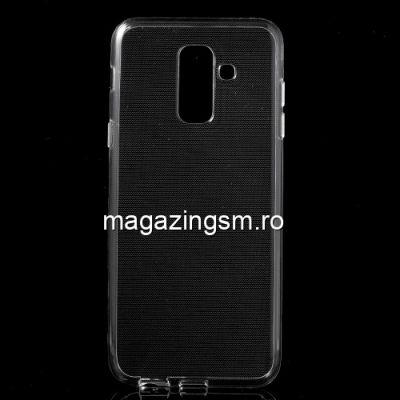 Husa Samsung Galaxy A6 Plus 2018 TPU Transparenta