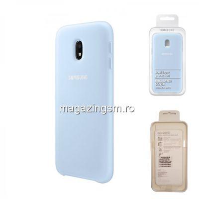 Husa Samsung Galaxy J3 J330 2017 EF-PJ330CLEGWW Dura Albastra