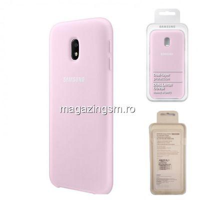 Husa Samsung Galaxy J3 J330 2017 EF-PJ330CPEGWW Silicon Roz Deschis