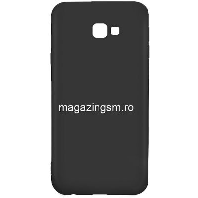 Husa Samsung Galaxy J4 Plus TPU Neagra
