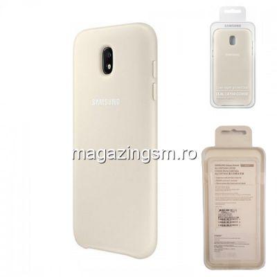 Husa Samsung Galaxy J5 J530 2017 EF-PJ530CFEGWW Silicon Aurie