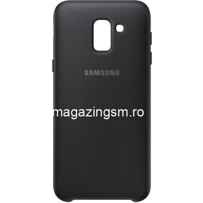 Husa Samsung Galaxy J6 J600 2018 EF-PJ600CBEGWW Dura Neagra
