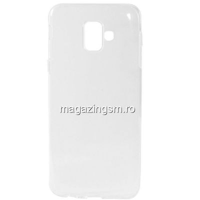 Husa Samsung Galaxy J6 J600 2018 TPU Transparenta
