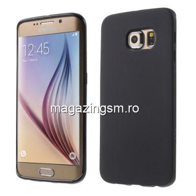 Husa Samsung Galaxy S6 Edge G925 TPU Neagra