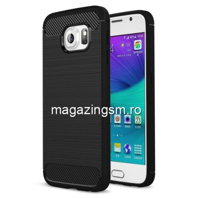 Husa Samsung Galaxy S6 G920 TPU Neagra