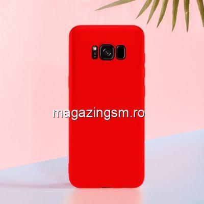 Husa Samsung Galaxy S8 G950 Silicon Rosie