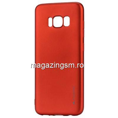 Husa Samsung Galaxy S8 G950 Dura Meleovo Rosie