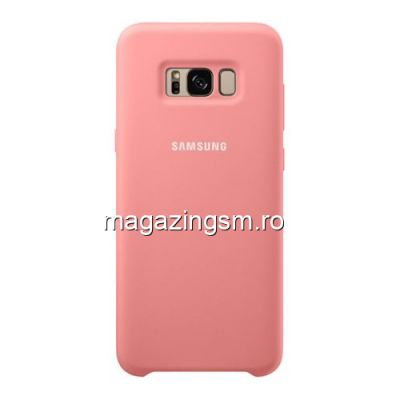 Husa Samsung Galaxy S8 Plus G955 EF-PG955TPEGWW Roz