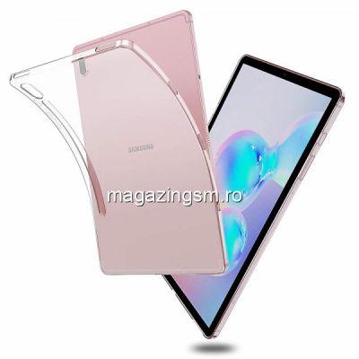 Husa Samsung Galaxy Tab S6 T860 / T865 TPU Transparenta