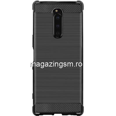 Husa Sony Xperia 1 TPU Neagra