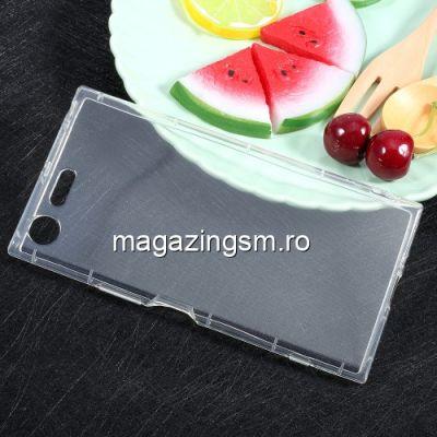 Husa Sony Xperia XZ Premium TPU Transparenta