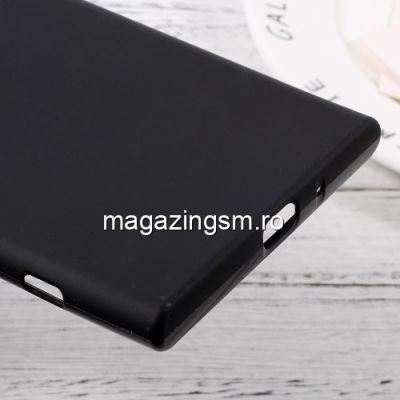 Husa Sony Xperia XZ TPU Matuita Neagra