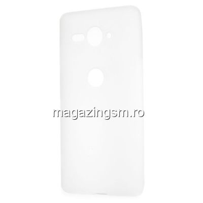 Husa Sony Xperia XZ2 Compact TPU Alba