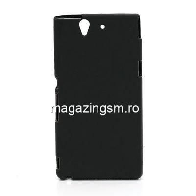 Husa Sony Xperia Z C6603 C6602 L36h TPU Neagra
