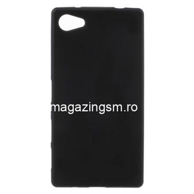 Husa Sony Xperia Z5 Compact TPU Neagra