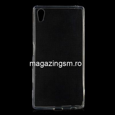 Husa Sony Xperia Z5 / Z5 Dual TPU Transparenta