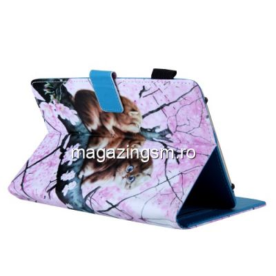 Husa Tableta iPad Huawei Samsung 8 inch Multicolora