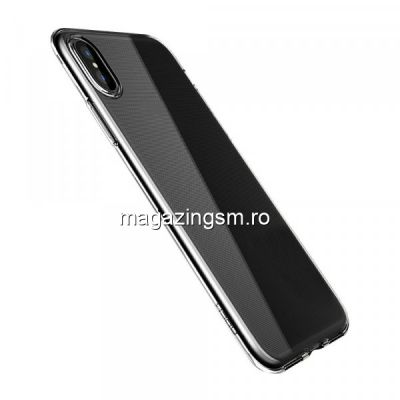 Husa Telefon iPhone 7 / 8 / SE 2020 Silicon Transparenta
