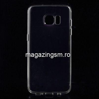 Husa TPU Samsung Galaxy S7 edge Transparenta