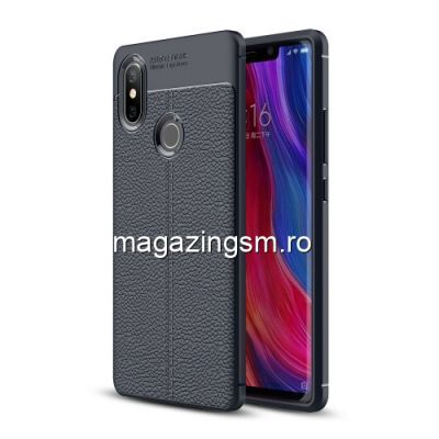 Husa Xiaomi Mi 8 SE TPU Albastra