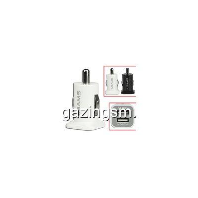 Incarcator Auto Dual Adaptor iPad iPhone iPod Mp3 PSP Tableta 3 Amperi