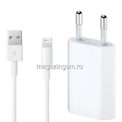 Incarcator Cu Cablu iPhone 8 7 6s 6G 5G 5s 5