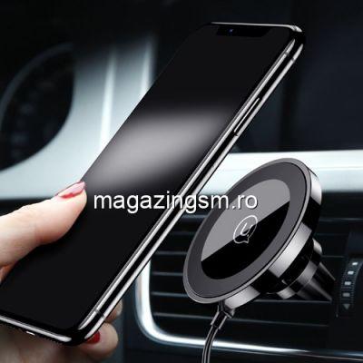 Incarcator Wireless Huawei Mate 20 Pro Suport Pentru Ventilatie Magnetic