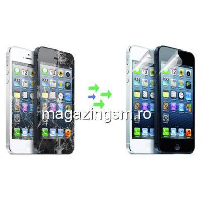 Inlocuire Geam Sticla iPhone 7 Plus Negru