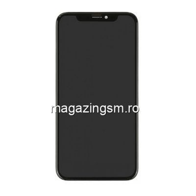 iPhone X Display OEM NEGRU - Promotie