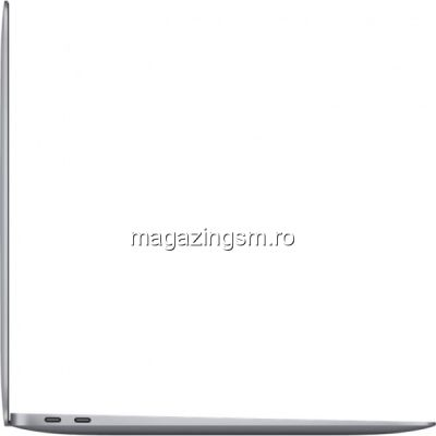 Laptop Apple MacBook Air 13,3inch, procesor Apple M1 8-core, 512GB, 8GB RAM - Space Grey