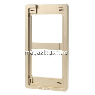 Model Aliniere Display TouchScreen Si Geam Pentru iPhone 6s Plus /6 Plus Din Aluminiu
