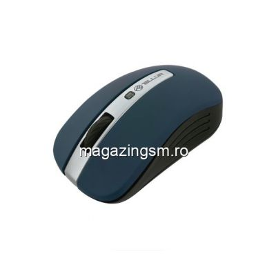 Mouse wireless Tellur Basic LED Albastru inchis