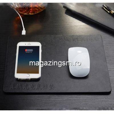 Incarcator Wireless iPhone Samsung Nokia HTC MousePad