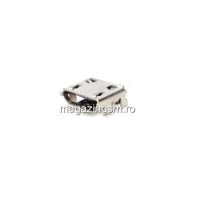 Mufa Incarcare Conector Micro USB Port Incarcare Samsung C3322, C3750, Ch@t 335, Ch@t 350, C3500, S5570, S3350