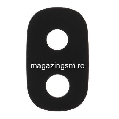 Ornament Camera Spate Cu Geam Si Adeziv Sticker Samsung Galaxy J4 J400 2018 J2 Pro J250 2018