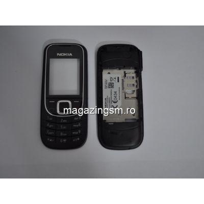 Carcasa Originala Nokia 2323 3 piese swap