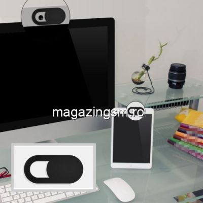 Camera Protectie iPhone Samsung Sony Huawei On / Off Neagra