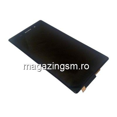 Display Cu Touchscreen Sony Xperia Z1 C6903  Negru