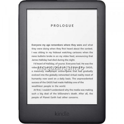Resigilat eBook reader Amazon Kindle 2019 167ppi 6inch 8GB WiFi Negru