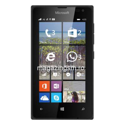 Resigilat Telefon Microsoft Lumia 435 Negru