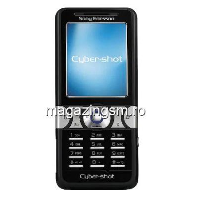RESIGILAT Telefon Mobil Sony Ericsson K550i Negru