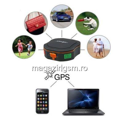 Sistem GPS Localizare/Urmarire In Timp Real