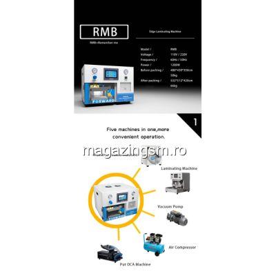 Statie Laminare Inlocuire Geam Sticla TouchScreen 5-in1