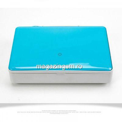 Sterilizator UV / Dispensor Aromaterapie Si Incarcare Wireless
