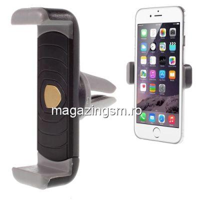 Suport Telefon Auto iPhone 6 Pentru Ventilatie Negru