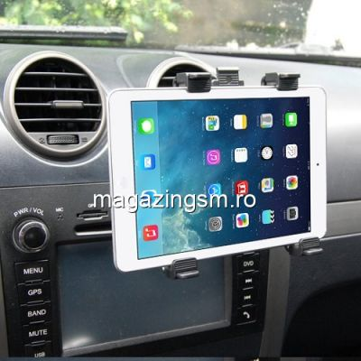Suport Auto Ventilator Pentru iPad  Samsung  Huawei Si Alte Tablete